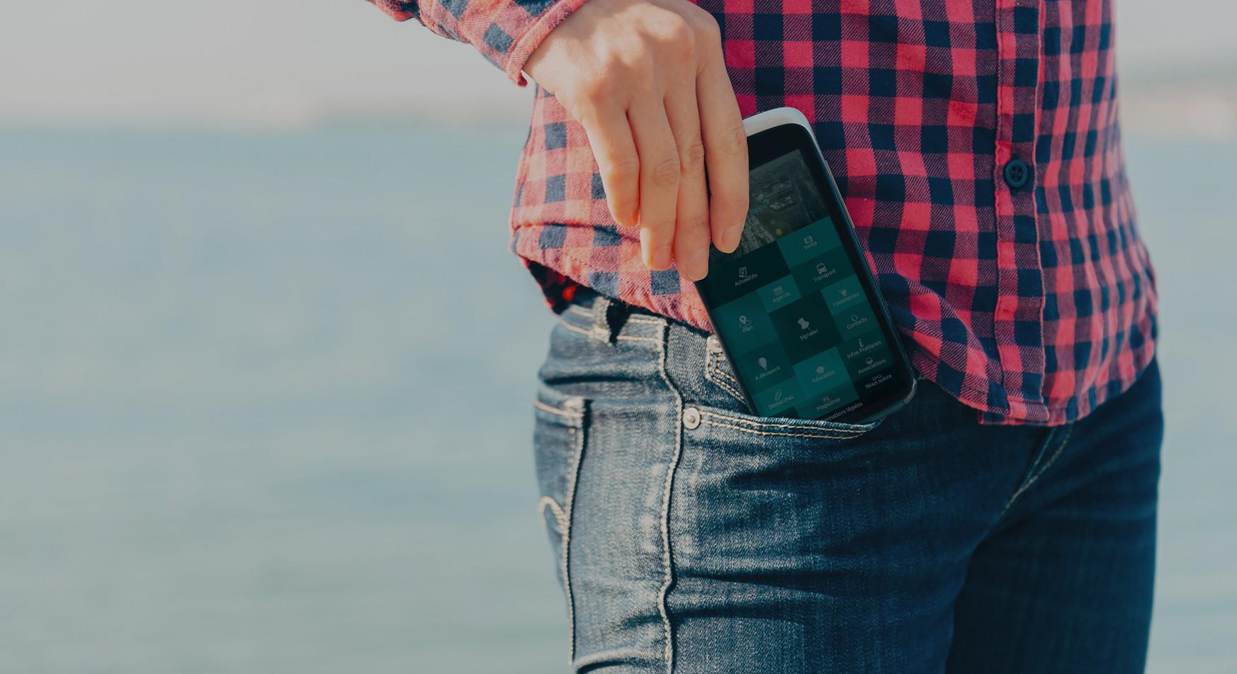 Démonstration de l'application mobile pour votre mairie