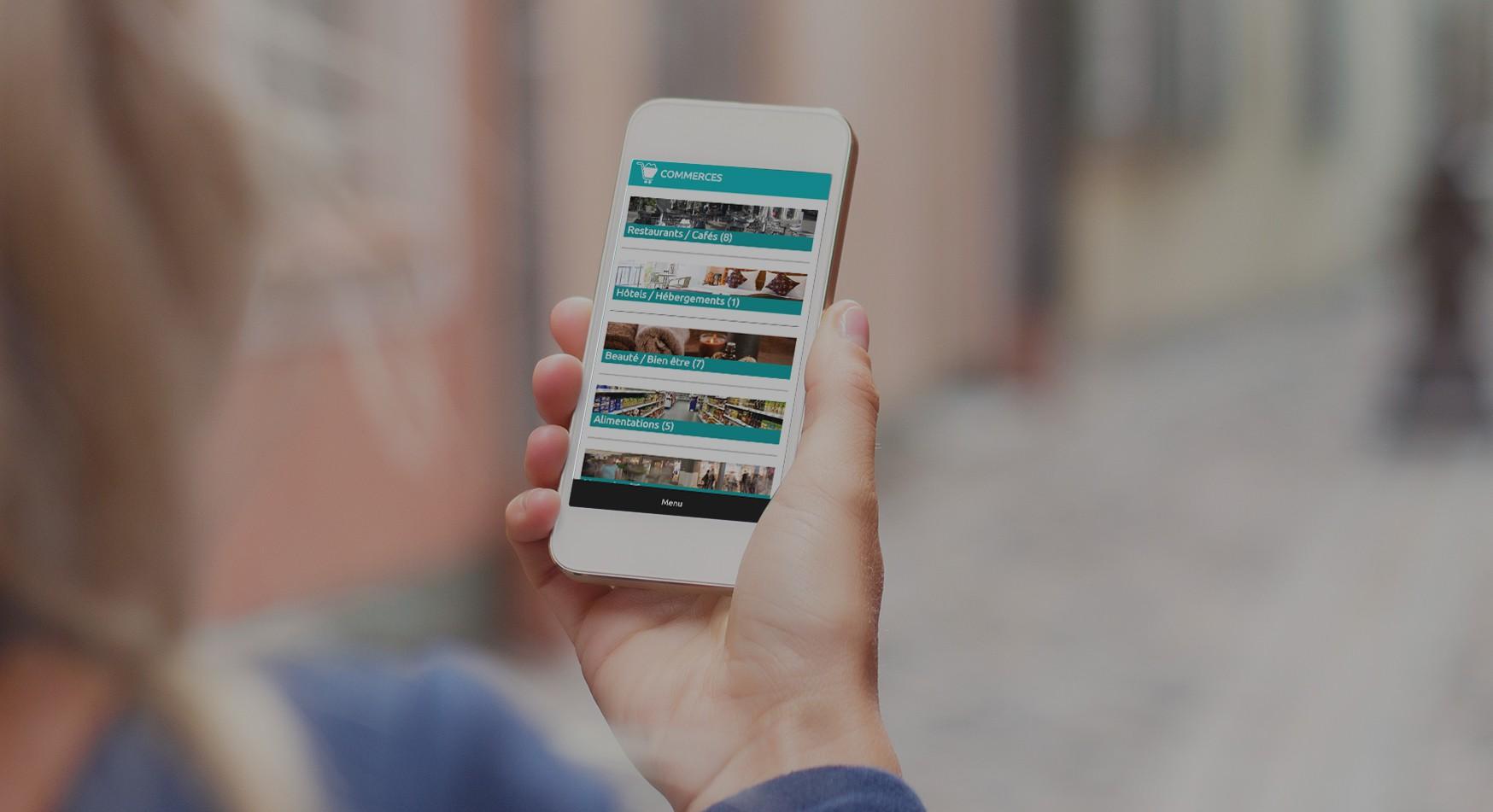 Essayez l'application mobile pour votre mairie gratuitement