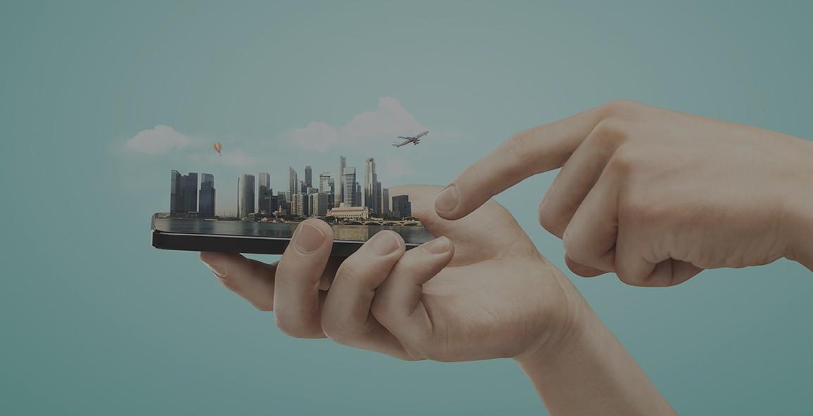 Les services de l'application mobile pour votre mairie